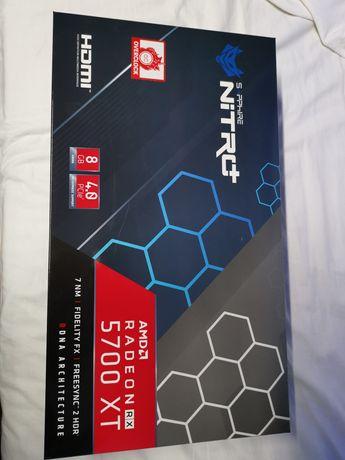 Sapphire Radeon RX 5700 XT Nitro+ BE 8GB OC + Garantia