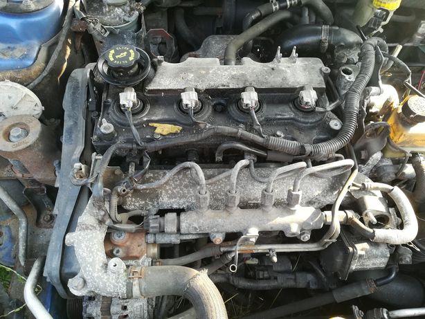 Mazda 6 głowica kompletna 2 l rf7j gwarancja rozruchowa