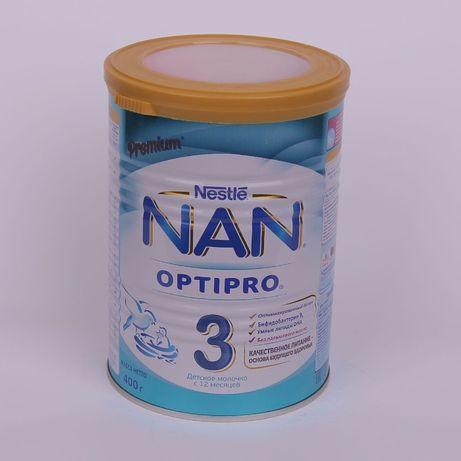 Продам Смесь NAN OPTIPRO 3