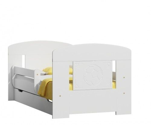 TEAM 20S łóżko dla dzieci z SZUFLADĄ 140/70