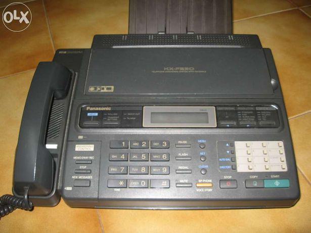 PANASONIC - Telefone, atendedor automático, fax multifunções