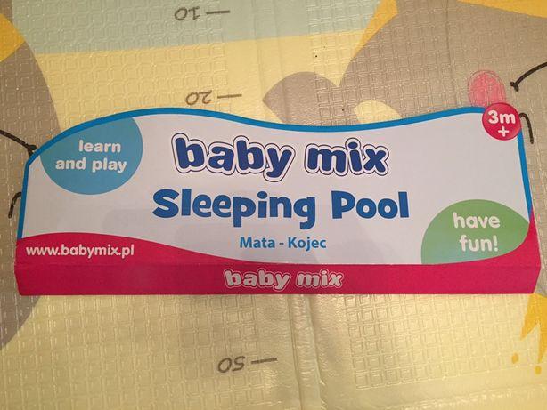 Детский игровой , развивающий коврик baby Mix