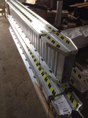 Rampas de aluminio Certificadas