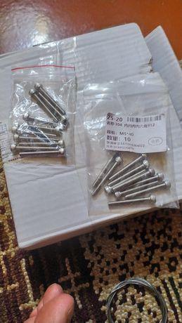 Болты m5 * 40 новые
