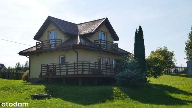 Zaciszny dom nad samym Jeziorem Gaładuś