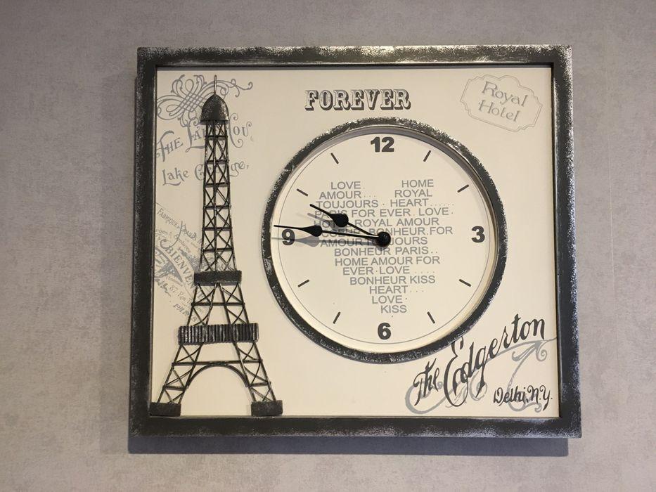 Sprzedam zegar z motywem wieży Eiffla Toruń - image 1