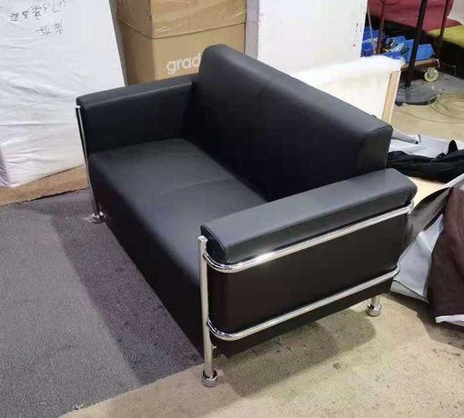 Sofa dwuosobowa do biura, salonu S11 - nowa, ekskluzywna