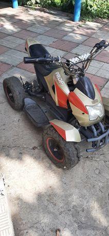 Квадроцикл електрический