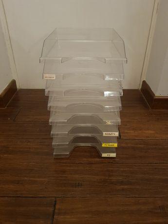 Szufladka półka na dokumenty na biurko