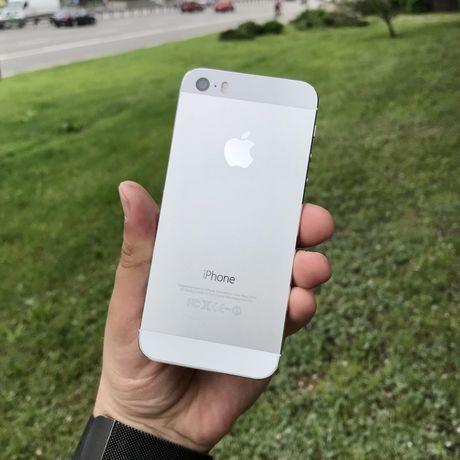 Iphone 5s 16gb Silver, Neverlock 32/64gb Гарантия, Магазин