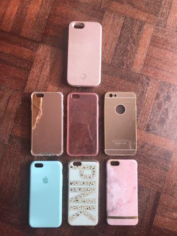 Capas iPhone 6/6s capa lumi