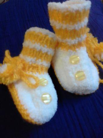Пинетки-носочки новые