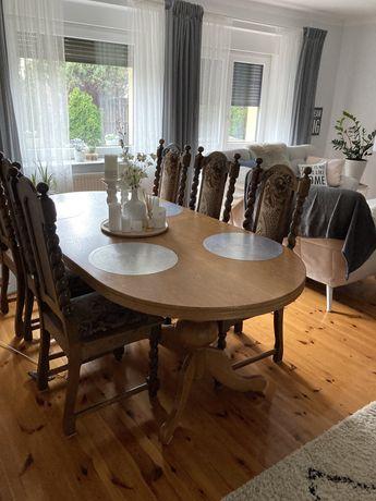 Stół plus Krzesła