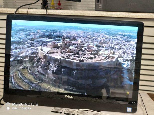 """продам сенсорный Моноблок Dell 24"""" i5-7200"""