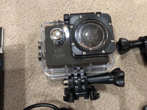 Câmera de filmar Grundig