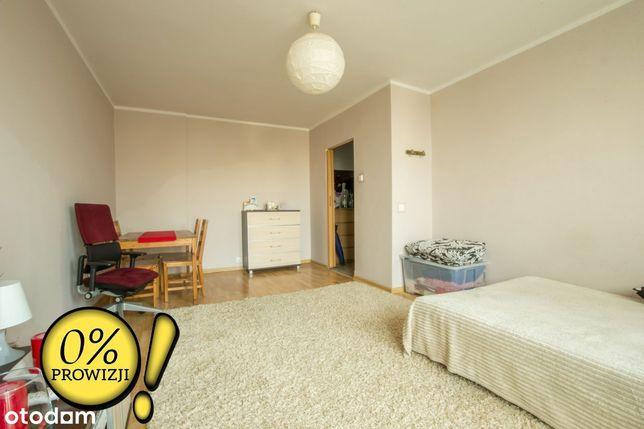 2 pokoje, oddzielna kuchnia, balkon