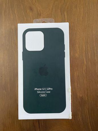Capa Iphone 12/12Pro MagSafe Silicone