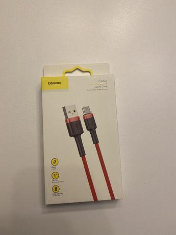 Kabel USB-C baseus 2m