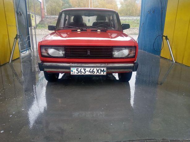 Продам автомобіль Ваз 2105 мотор 1 і 3 рік 1989