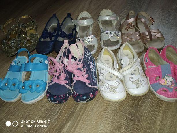 Взуття дитяче розмір 26-27