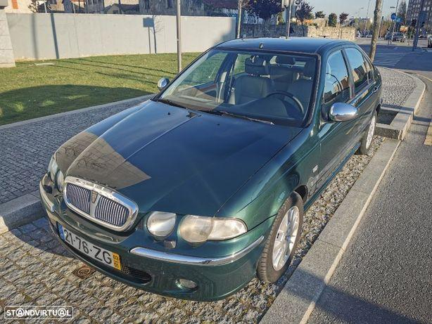 Rover 45 2.0 D Connoisseur