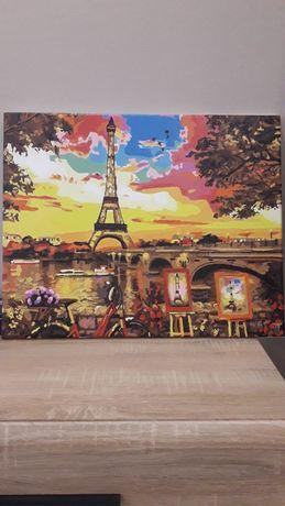 """Картина """" Творчий Париж"""""""