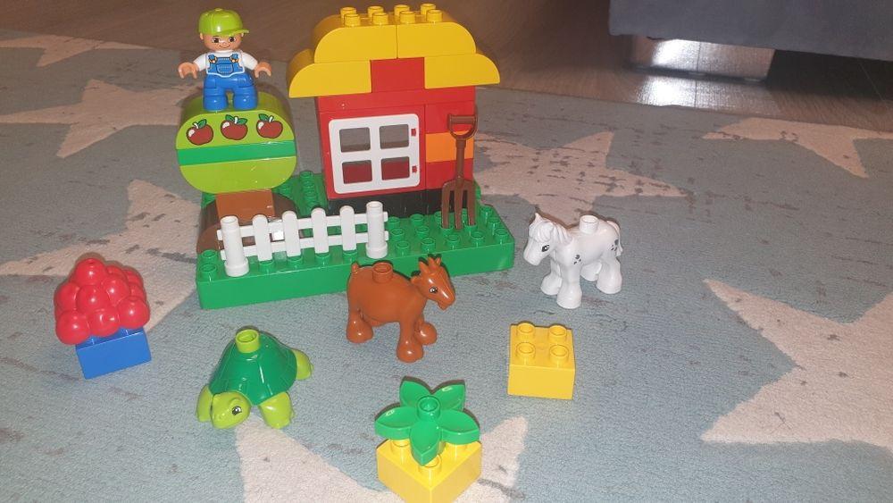Lego duplo mój piereszy ogród 10517 Wołomin - image 1