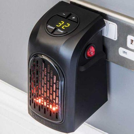 Тепловентилятор,электрообогреватель,Камин Обогреватель мини 400W