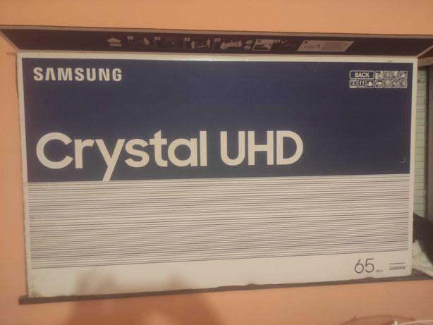 TV nova 65 Samsung 4k Smart
