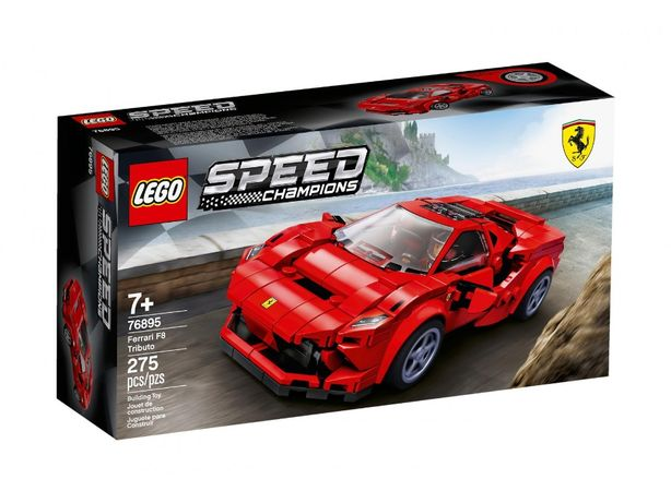 LEGO 76895 Speed Champions - Ferrari F8 Tributo Nowy