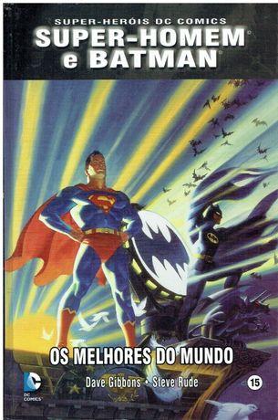 11149 Banda Desenhada Coleção Super-Heróis DC Comics