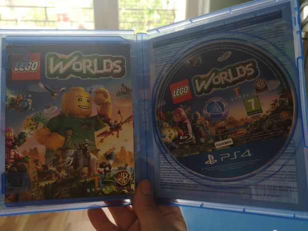 Lego WORLDS ps 4