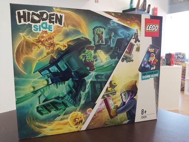 LEGO 70424 Hidden Side - O Comboio-Fantasma Expresso (NOVO e SELADO)