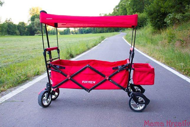 Wózek wielofunkcyjny - transportowy FUXTEC CT500 różne kolory