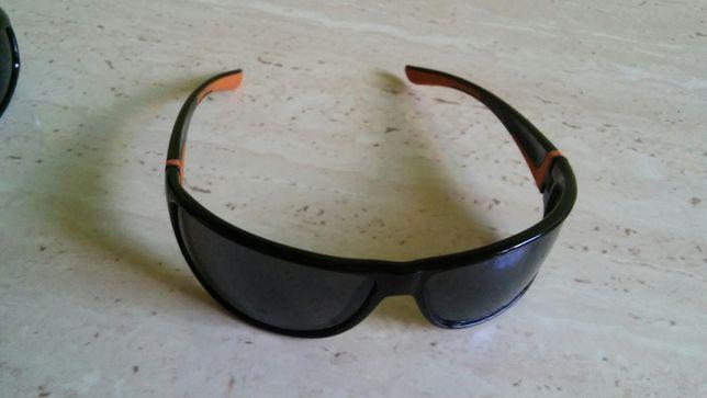 Okulary przeciwsłoneczne. UV 400. Znak CE