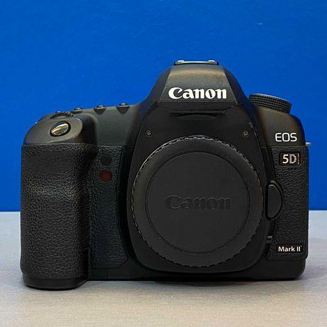 Canon EOS 5D Mark II (Corpo) - 21.1MP