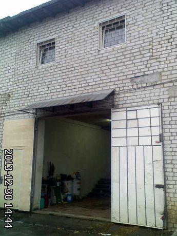 Сдам гараж 2-ух этажное СТО, склад