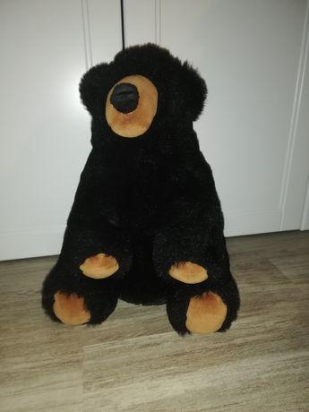 Duży plusziwy niedźwiedź grizly jak nowy