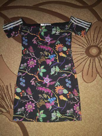 Nowa dwustronna sukienka ADIDAS, r. 38