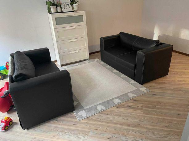 Sofa Ikea ASKEBY rozkładana dwuosobowa
