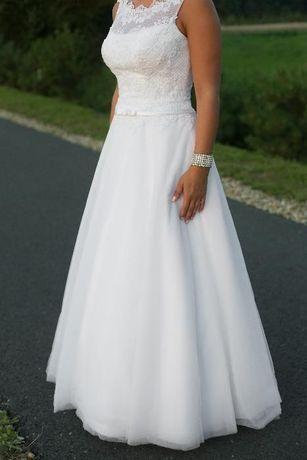 Suknia Ślubna AGNES ostateczna Nowa cena