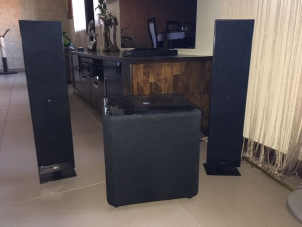 KEF 2.1 TV set