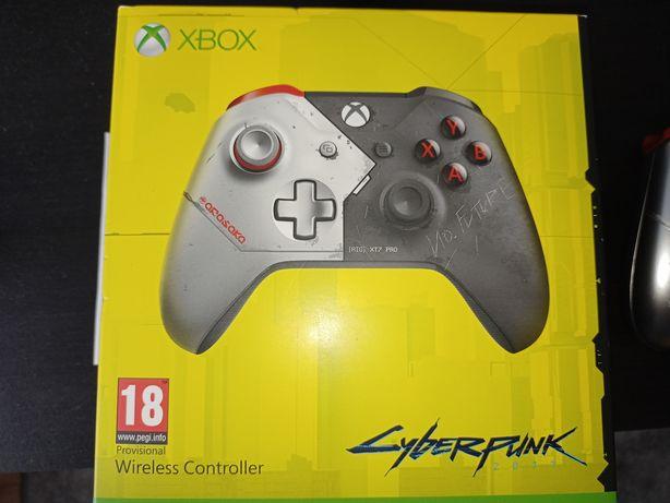 Kontroler bluetooth Xbox one/series s/x cyberpunk 2077