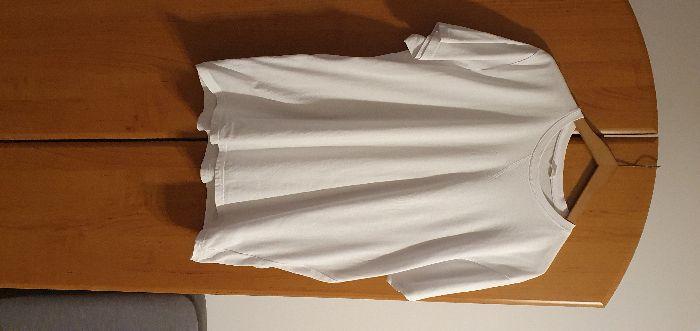 Biała koszulka XL Czerwionka-Leszczyny - image 1
