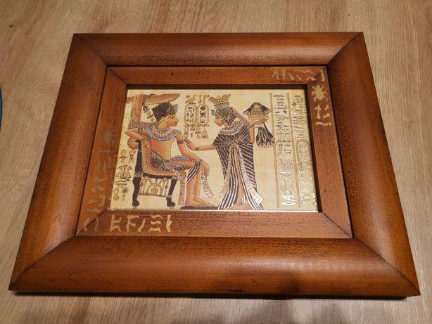 Obraz egipski