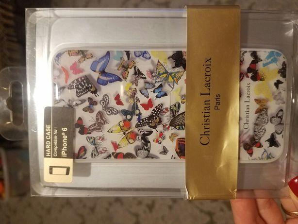 Capa original a Phone 6 marca Christian Lacroix nova