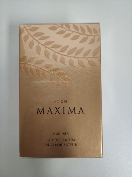 """Perfume """"Máxima"""" da Avon"""