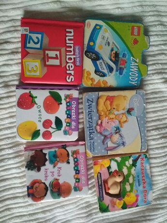 Książeczki dla malucha, książeczki kontrastowe, edukacyjne