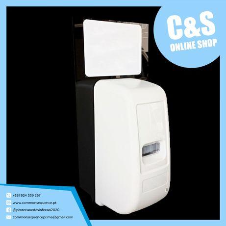 Dispensador Automático de Gel c/Placa