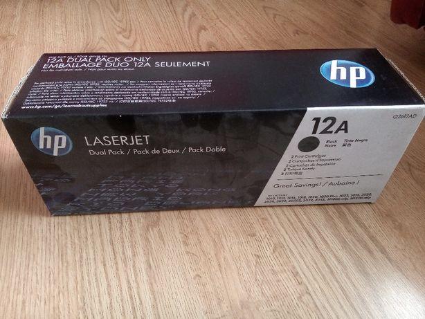 Toner HP Tusz do drukarki HP
